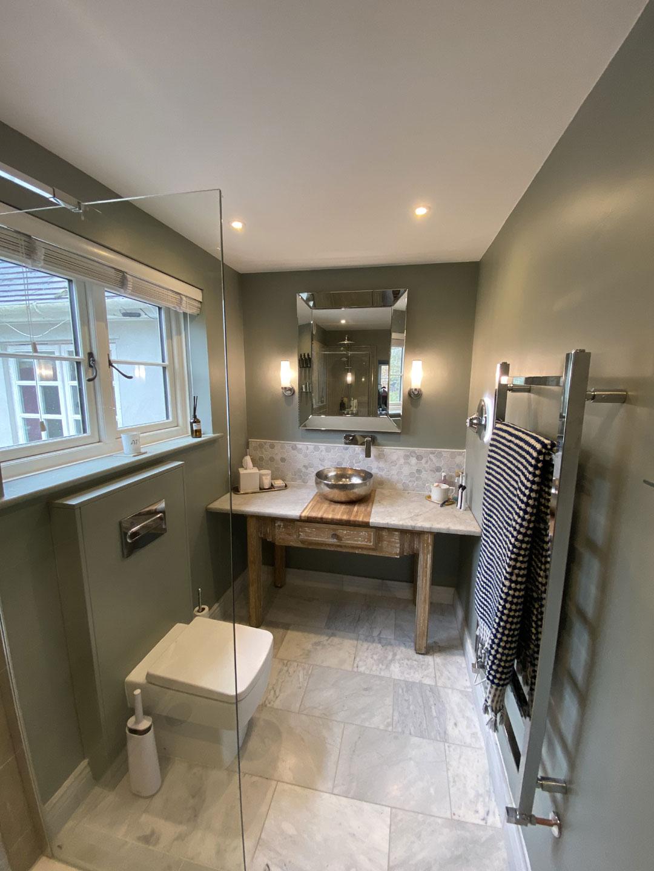 Scott-Masson Interior Design for Private Home in Dorset