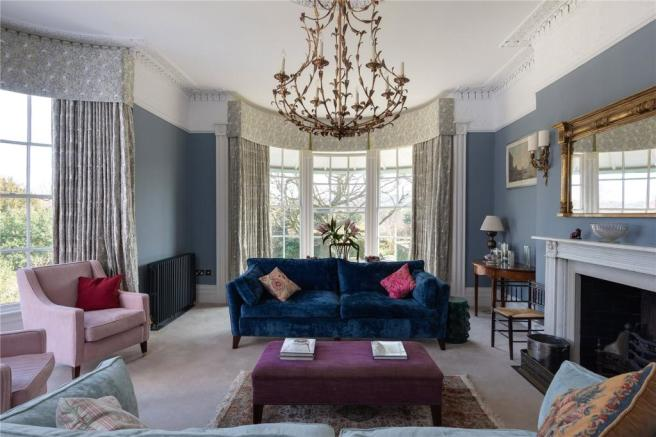 Interior Design for a Town House in Dorset
