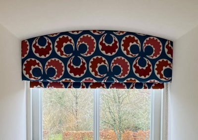 Curtains, blinds and detail