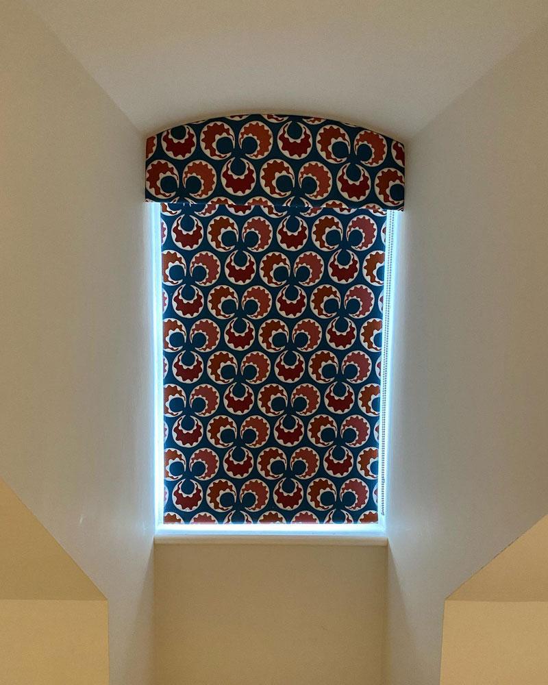 Interior Design roller blind